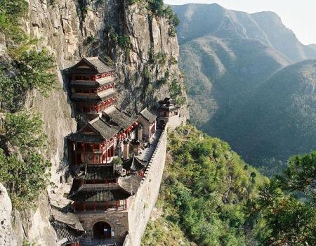 Taihang Mountains - China